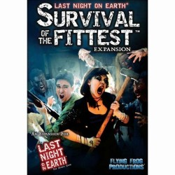 Survival of the Fittest Exp.