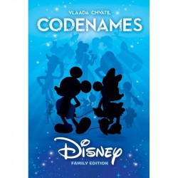 Codenames Disney Familienedition