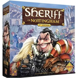 Sheriff of Nottingham 2nd Edition ENG