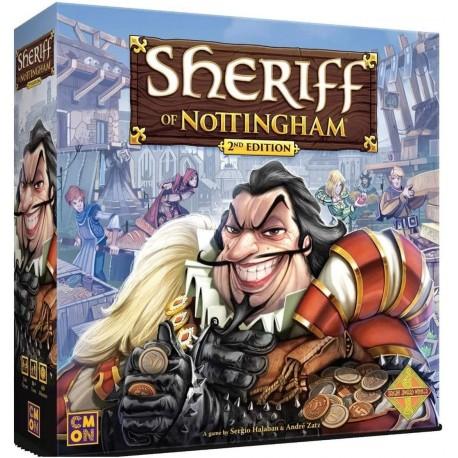 Sheriff of Nottingham 2nd Ed. ENG