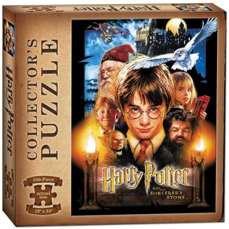 Puzzle Harry Potter Sorcerors Stone