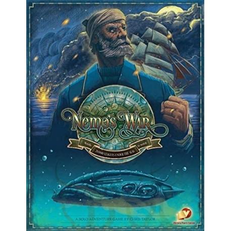 Nemos War 2nd Edition
