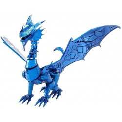Metal Earth Blue Dragon