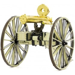 Metal Earth Wild West Gatling Gun