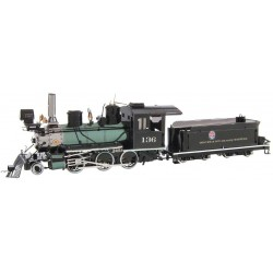 Metal Earth Wild West 2-6-0 Locomotive