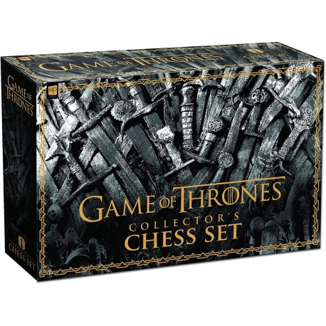Game of Thrones Collectors Chess SCHACH