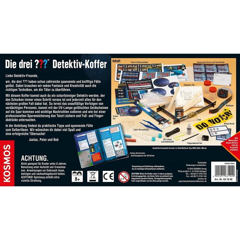Die drei ??? Detektiv Koffer Games, Toys & more e.U.