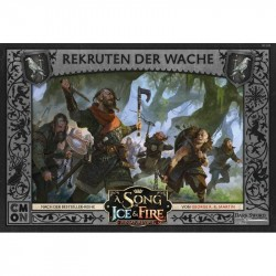 A Song of Ice & Fire Rekruten der Wache