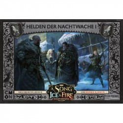 A Song of Ice & Fire Helden der Nachtwache 1