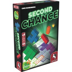 Second Chance, 2. Edition