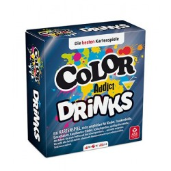 Color Addict Drinks