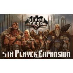 Blood Rage 5th Player Expansion Erweiterung für den 5. Spieler
