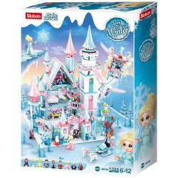 SLUB Girls Dream Magisches Winterschloss B0789