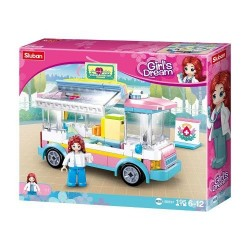 SLUB Girls Dream Mobile Blutspendezentrale B0797