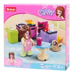 SLUB Girls Dream Küche B0800B