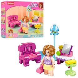 SLUB Girls Dream Büro B0800C