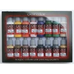 Vallejo Game Color Introduction Set (16 Farben) GASET