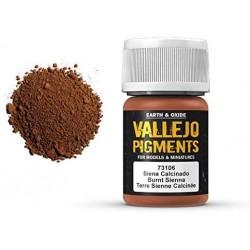 Vallejo Pigments Burnt Siena 30 ml 73.106