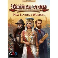 Through the Ages New Leaders & Wonders ENG