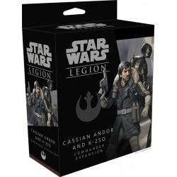 Star Wars Legion Cassian Andor & K-2S0 ENG