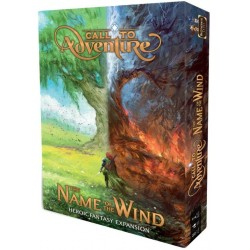 Call To Adventure Name of The Wind