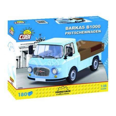 COBI CARS 24593 BARKAS B1000 PRITSCHENWAGEN