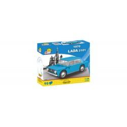 COBI CARS 24526 1970 LADA 2101