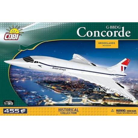 COBI ACTION TOWN 1917 Concorde