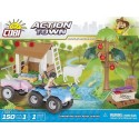 COBI ACTION TOWN 1869 APPLE ORCHARD