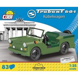 COBI CARS 24556 TRABANT 601 KUBELWAGEN