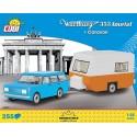 COBI CARS 24592 WARTBURG 353 TOURIST CARAVA