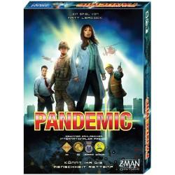 Pandemic Grundspiel