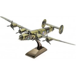 Metal Earth B-24 Liberator MMS179