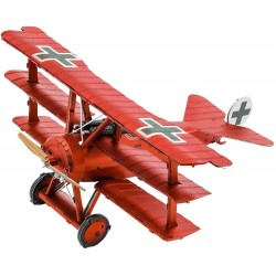 Metal Earth Tri Wing Fokker
