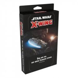 Star Wars X Wing 2.Ed. Sag mir nie wie meine Chancen stehen