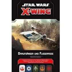 Star Wars X Wing 2.Ed. Draufgänger und Fliegerasse