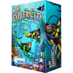 Mini DiverCity + Spielanleitung Deutsch