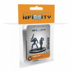 Infinity Alpha Unit Light Shotgun Blister