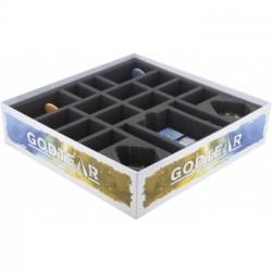Feldherr foam set for Godtear: Borderlands Starter Set - board game box