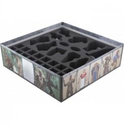 Feldherr foam set for Cthulhu: Death May Die (Season 2 expansion) - board game box
