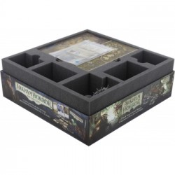 Feldherr foam set for Mansions of Madness 2nd Edition: Path of the Serpent - board game box