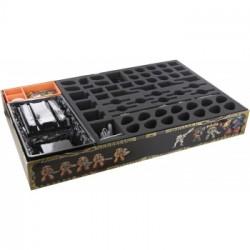 Feldherr foam set for Space Crusade board game box