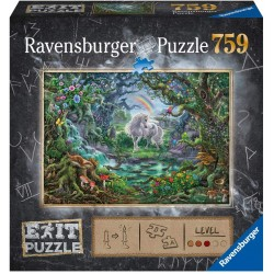 Puzzle Exit 9 Das Einhorn