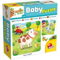 Baby Puzzle Bauernhof