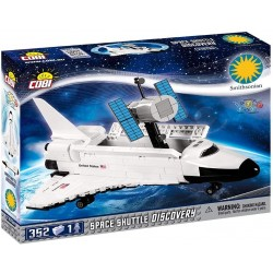COB 352 PCS SMITHSONIAN /21076A/ SPACE SHUTTLE DISCOVERY