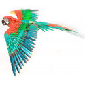 Metal Earth IconX Parrot