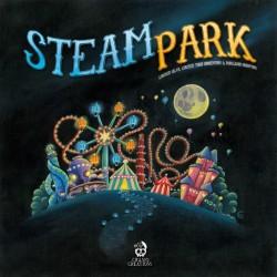 Steam Park ENGLISH