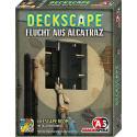 Deckscape Flucht aus Alcatraz