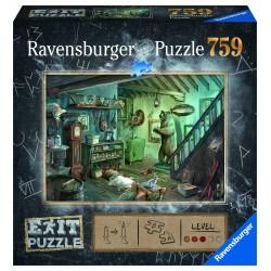 EXIT Puzzle 8 Im Gruselkeller
