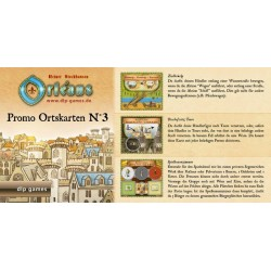 Orleans Promo Ortskarten Nr 3